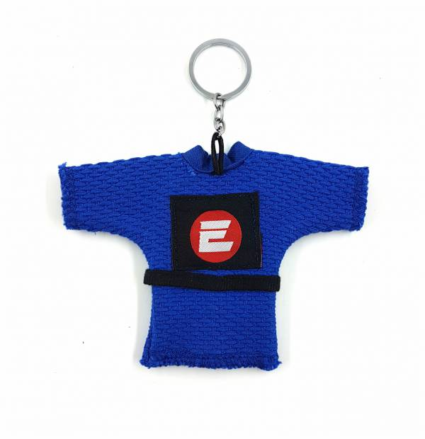 Брелок сувенирный Дзю-до ESKHATA ( ткановый) синий