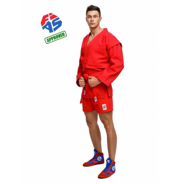Куртка Самбо FIAS