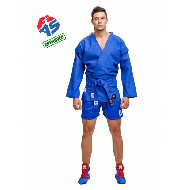 Куртка Самбо синее